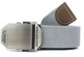 2015 New Men Belt Thicken Canvas Communist Military Belt Army Tactical Belt High Quality Strap 110 130 cm 12 Colors