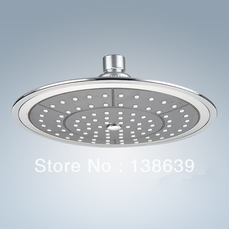 8 inch chrome plated plastic rainfall shower head,best seller,bathroom vanity ,ABS waterfall faucets bath - Maia Sanitary store