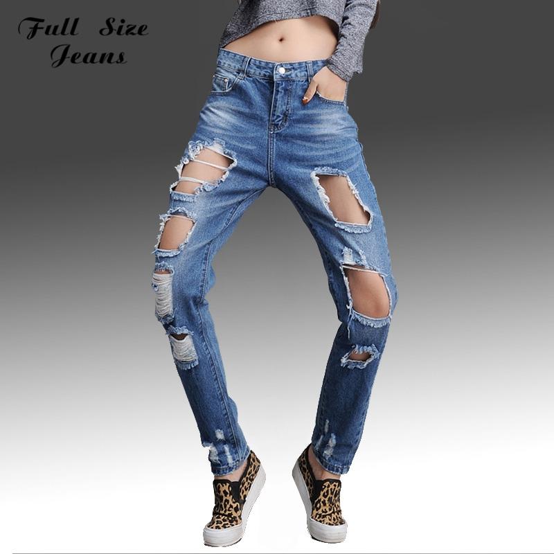 online kaufen gro handel baggy jeans frauen aus china. Black Bedroom Furniture Sets. Home Design Ideas