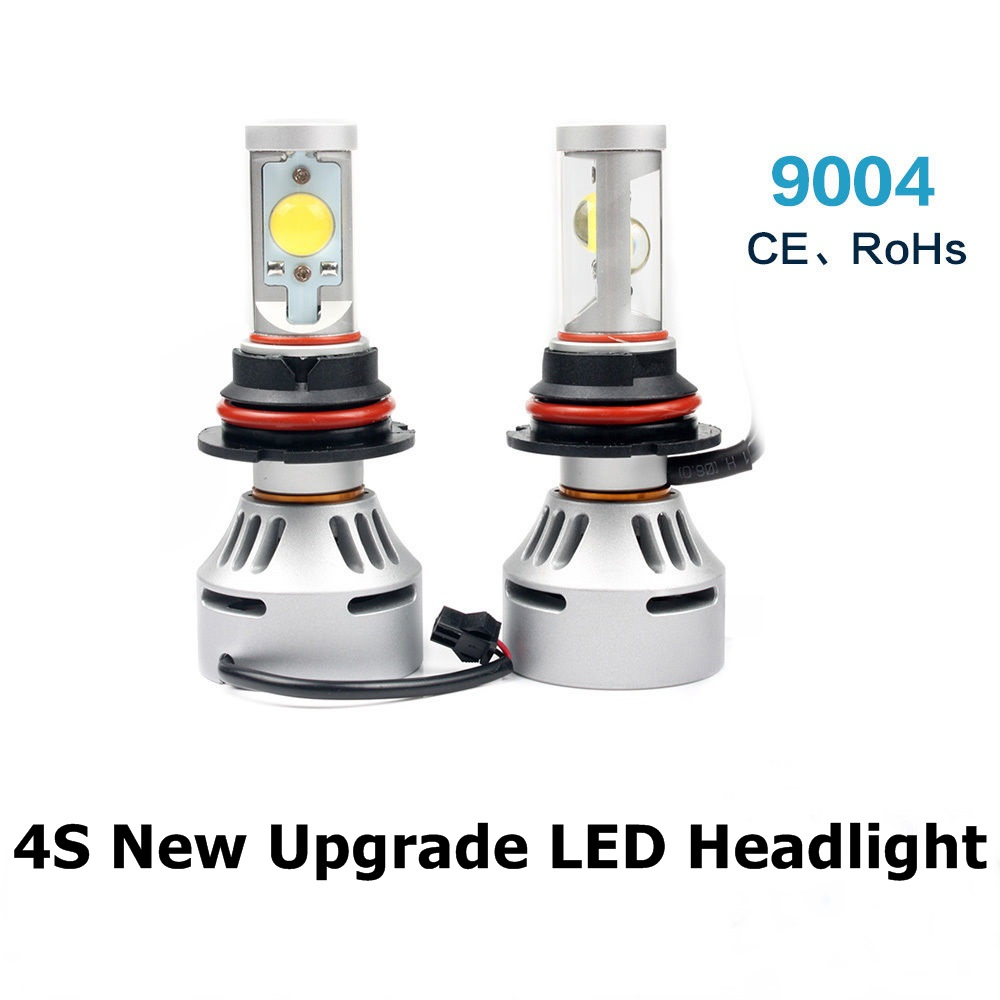 2PCS 9004 LED Car Headlight 7000LM 80W CREE LED Head Light Fog Lamp Bulbs 3000K/4300K/6500K/8000K/10000K D20<br><br>Aliexpress