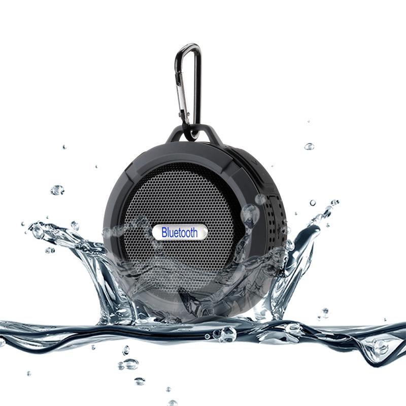 Symrun Mini Flat Speaker Factory Supplier Waterproof Mini Bluetooth Speaker(China (Mainland))