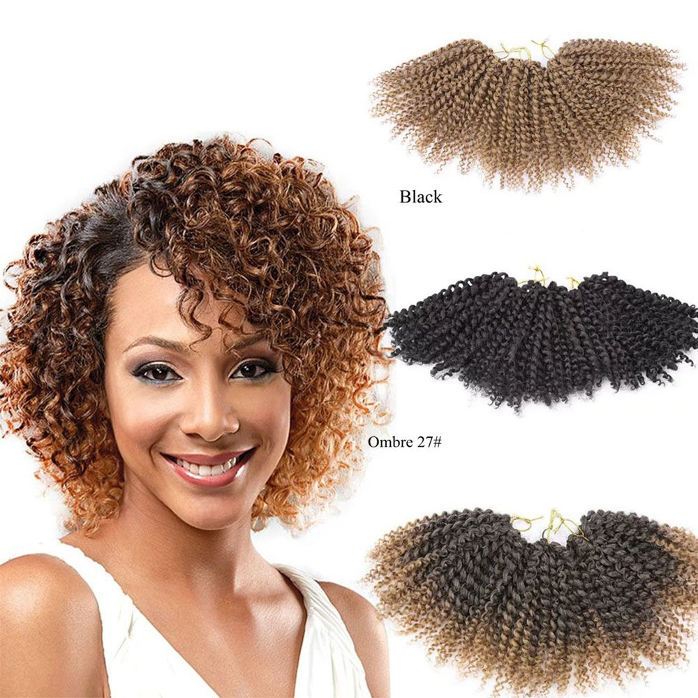 Buy Crochet Hair Uk : ... Braids Malibob Afro Kinky Curly Crochet Hair Freetress(China (Mainland