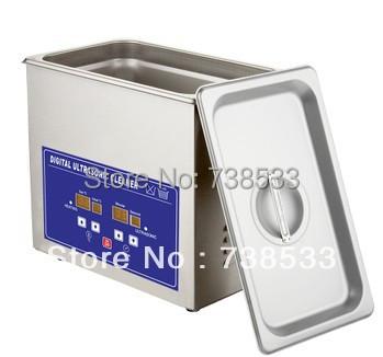 Lab Ultrasonic Cleaner Stainless Steel Digital Type Dental Lab Dental Equipment(China (Mainland))