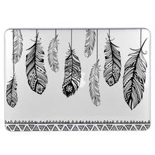 Dream catcher Feather Pattern Hard Case For Mac book Pro 13 Retina display,Print Cover case For Macbook Air 13,Air 11,Retina 15(China (Mainland))