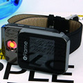 smart usb lighter with rechargeable electronic watch