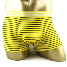 cheap Brand underwear men boxers Shorts bermuda male panties wolf cotton sexy pull in gay homme 2016 365 men L/XL/XXL