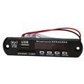 Car Bluetooth Audio Receiver Module USB SD TF FM MP3 Audio Player Module WMA Board Speaker