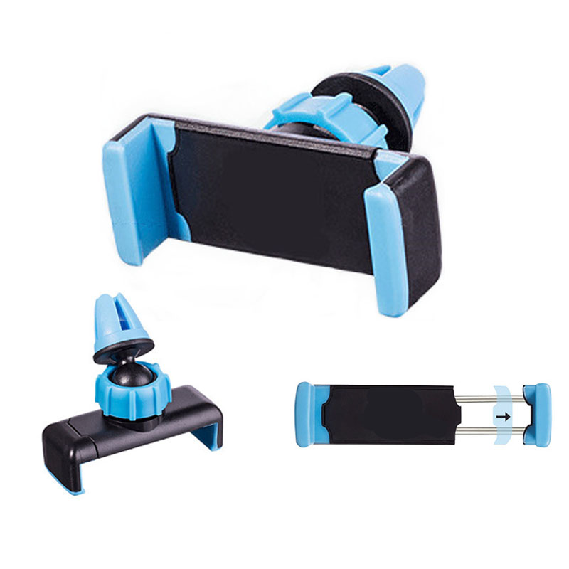 Cell phone holder Car outlet Apply 3.5 inches -6.0 inches phone Car phone holder for iphone 5 support telephone voiture(China (Mainland))