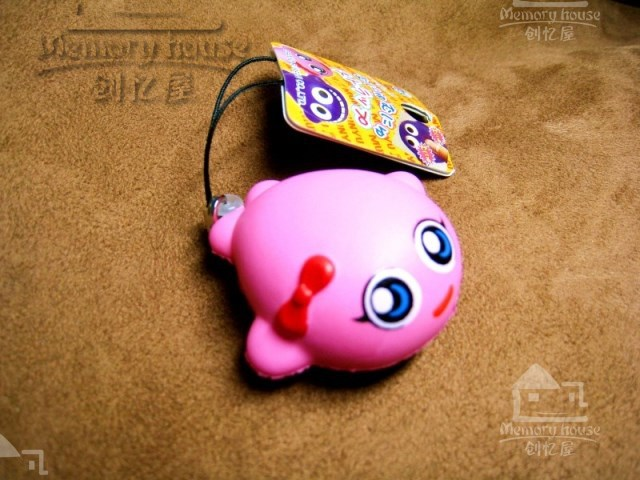 The second generation of shark doll Squishy Phone Charm / Bag Char/ free shipping(China (Mainland))
