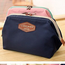 HD Korean fashion multifunction portable cute cotton cloth wash bag cosmetic admission package travel wholesale 60g