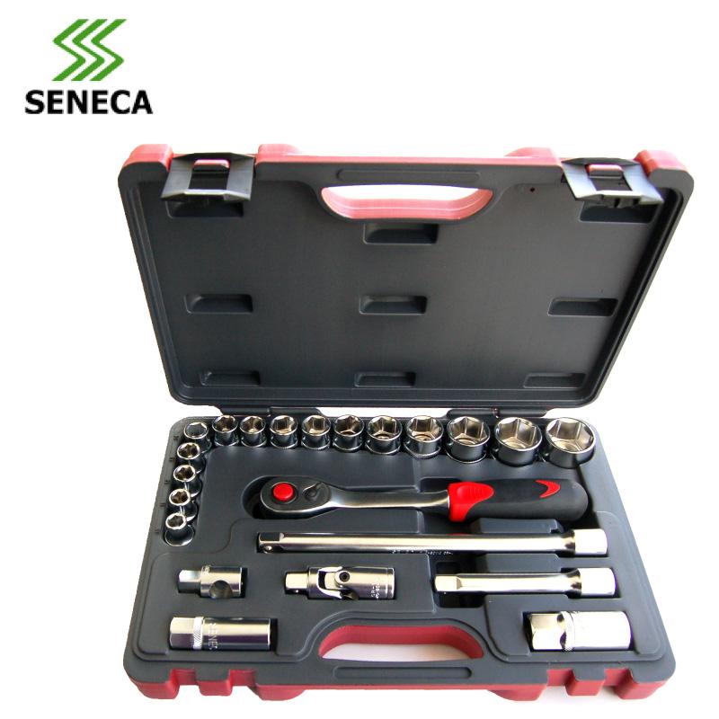 Фотография SENECA monica west Taiwan 22 woolly 1/2 inch sleeve of ratchet head suit mechanics of metal toolbox