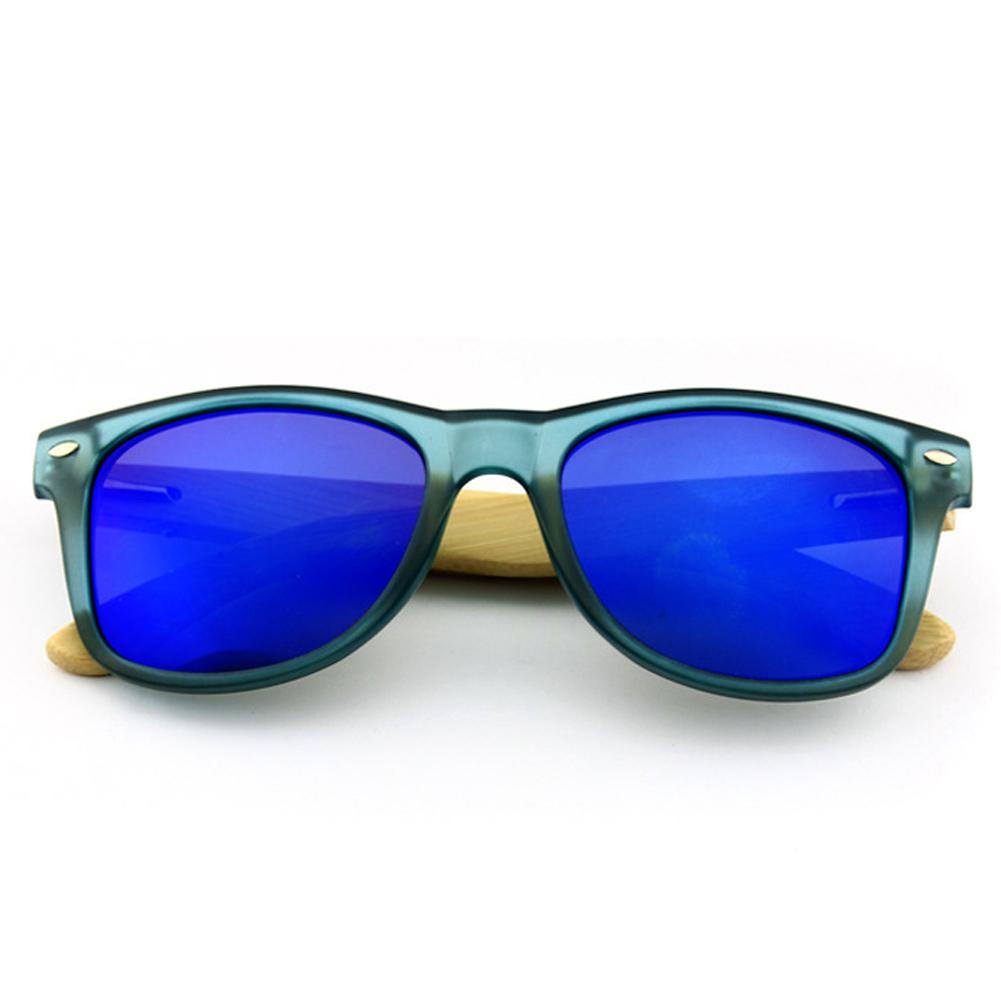 New 2016 Bamboo Sunglasses Men Wooden Sunglasses Women Brand Designer Mirror Original Wood Sun Glasses Oculos de sol masculino(China (Mainland))