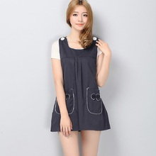2016 New anti-radiation clothing maternity radiation protection vest  tops pregnant Radiation Resistant antistati dresses 16027(China (Mainland))