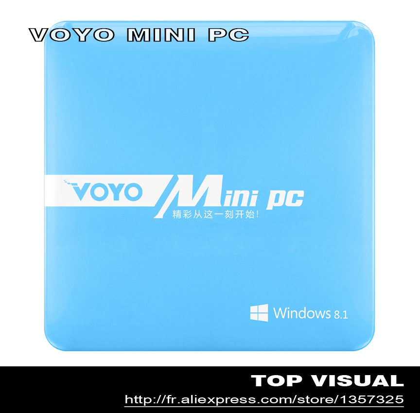 2015 Most Popular VOYO Mini Computer Windows With Intel Quad Core 2 GB And RAM 32 GB ROM The Best Gift For Our Parents(China (Mainland))