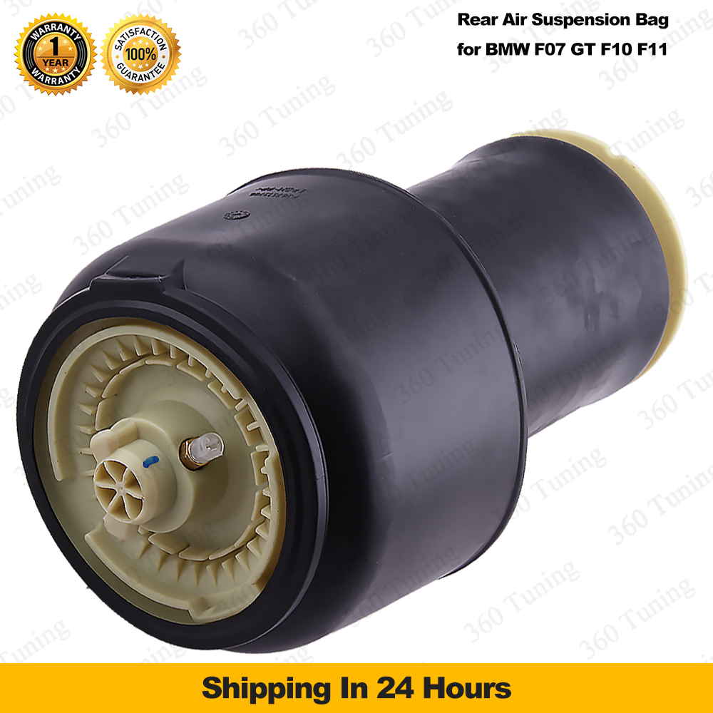 Air Suspension 37106781827 37106781828 37106781843 Rear Ride Spring Bag for BMW 5 Series F07 GT F10 F11 Luftfeder rung PNEUMATIC(China (Mainland))