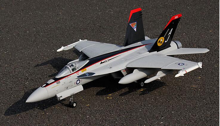 Freewing New F18 V2 Super Hornet 90mm EDF RC Model Jet Airplane PNP/ARF W/Servo Motor ESC(China (Mainland))