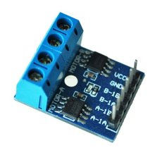 Buy L9110S Dual DC motor Driver Controller Board H-bridge Stepper Arduino Free for $1.30 in AliExpress store