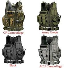 Colete tatico loja artigos militares airsoft tactical vest Leapers UTG 547 Law Enforcement molle Tactical Vest SWAT schutzweste(China (Mainland))