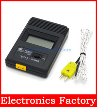 TM 902C Tm902c Digital LCD Type K Thermometer Temperature Single Input Pro Thermocouple Probe detector Sensor Reader Meter