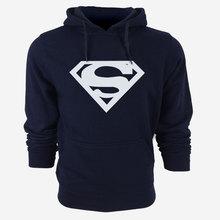 Superman New Hoodies Men Brand Designer Mens Sweatshirt Men with Luxury Harajuku Sweatshirt Men Brand XXL(China (Mainland))