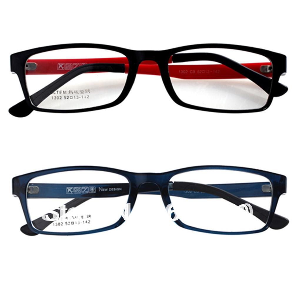 2 PRS Premium Clear Lens Frames Mens Womens Fashion ...
