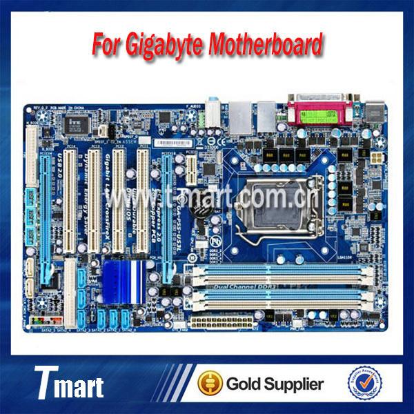 100% working Desktop motherboard for Gigabyte GA-P55-US3L System Board fully tested