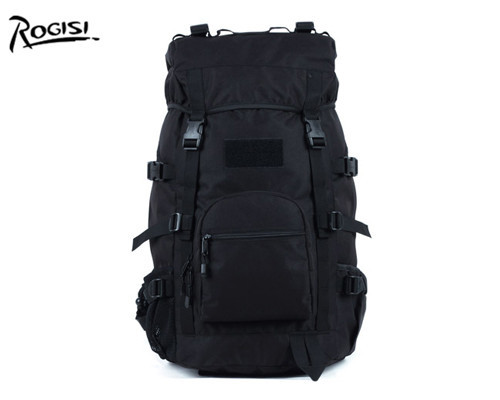 Фотография ROGISI 600D Tactical Outdoor Hiking/Camping Backpack 45L Hunting Mountaineering Climbing Travel Light Weight and Durable