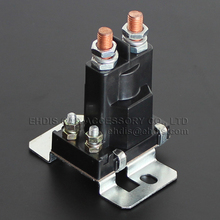 500a dc relay contactor oversized modified cars general power switch 4 Pin Over 500A AMP 12v Relay On/Off car relay CR-4009(China (Mainland))