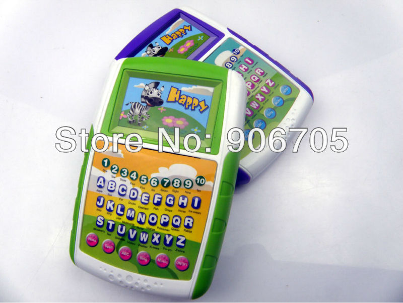 Free shipping NEW Text English Learning machine, english pad toys for kids, ypad series educational toys for children,100PCS/Lot<br><br>Aliexpress
