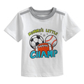 18 Months 6T 100 Cotton Baby Tops Boys Girls T Shirt Summer Children s Clothing Cute