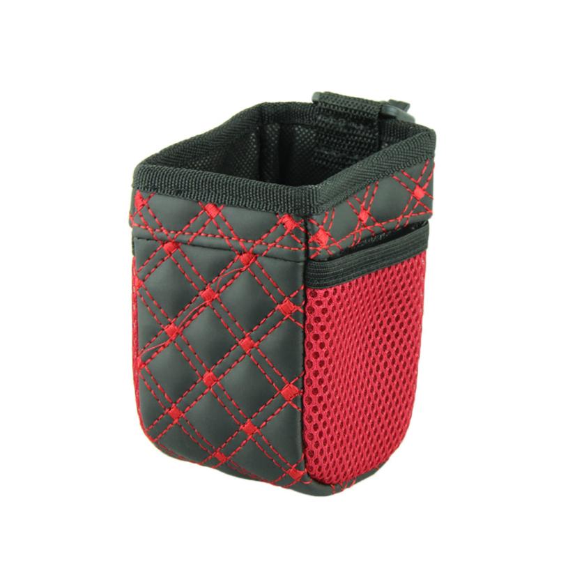 Brand New Car Pocket Storage Organizer Bag of car air outlet mobile phone bag carriage bag Free Shipping 1pcs(China (Mainland))