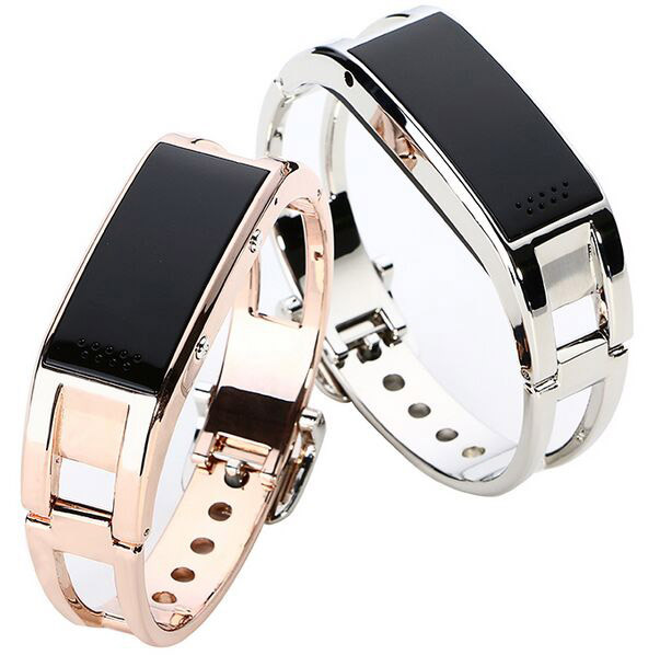 New 2016 Bluetooth D8 Full steel Smart Bracelet Sync Wrist LED Digital Watch with Vibrate can