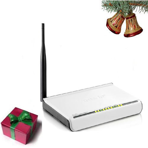 FREE SHIPPING Tenda W311R Wireless Lite-n router 150Mbps 4 Ports Access Point repeater WIFI DSL broadband home router(China (Mainland))