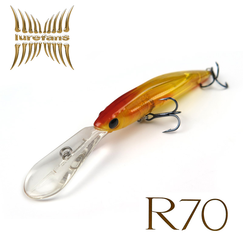 Perfect Quality Brand fishing lures 7cm/5g R70 Floating plastic Artificial Fish Lures Bait Hard lure Weever Baits Fishing Tackle(China (Mainland))