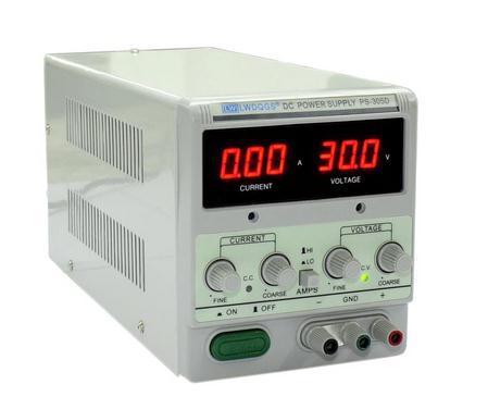 Fast arrival Zhaoxin 30V 5A DC Power Supply For Lab PS-305D 110V/220 adjustment.