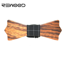 Rewood 2016 Formal Commercial Bow Tie Fashion Men Bowties For Boys Wedding Accessories Cravat Bowtie