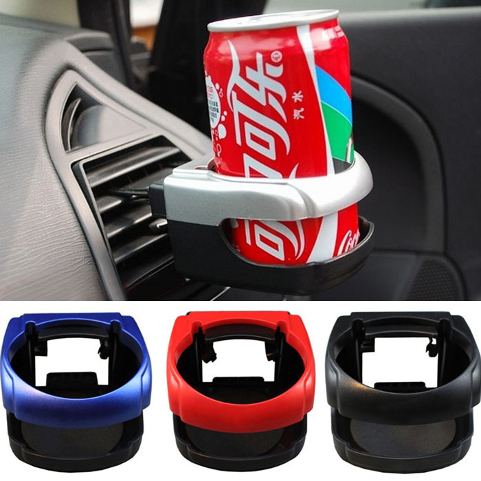 Hillsionly 2015 New Arrival Universal Auto Car Vehicle Drink Bottle Cup Holder Freeshpping&Wholesale(China (Mainland))