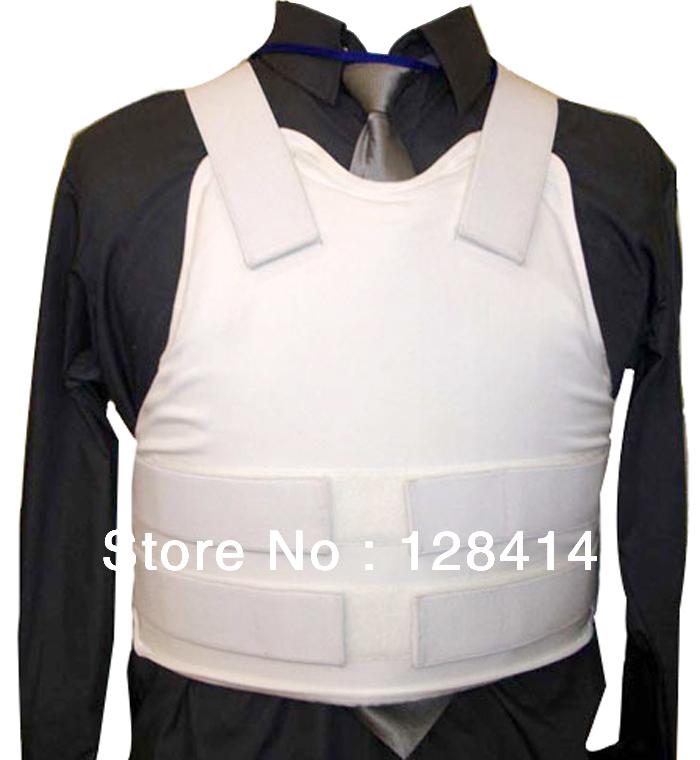 Гаджет  NIJ 3A Size S Concealable Kevlar Bulletproof Vest/ Size S NIJ IIIA Covert Kevlar Ballistic Vest/ Size S Kevlar Bullet Proof Vest None Безопасность и защита