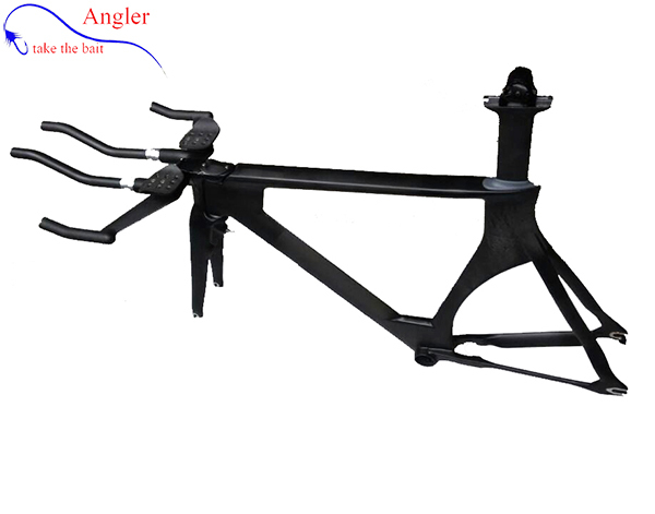 super aero carbon triathlon frame chinese road bike carbon frame(China (Mainland))