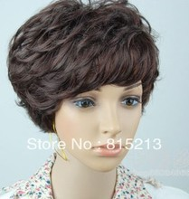 peruca hair queen cosplay 2012 new Fashion kariss women short wig (D Special discount 35%)(China (Mainland))