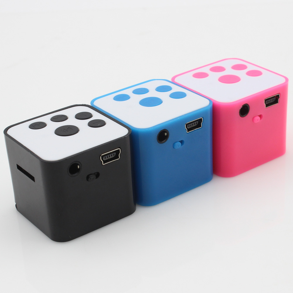 2015 Hot Sell Square Sport Mini Mp3 Player Portable Music Player With Micro TF Card Slot (Only MP3) free shipping(China (Mainland))