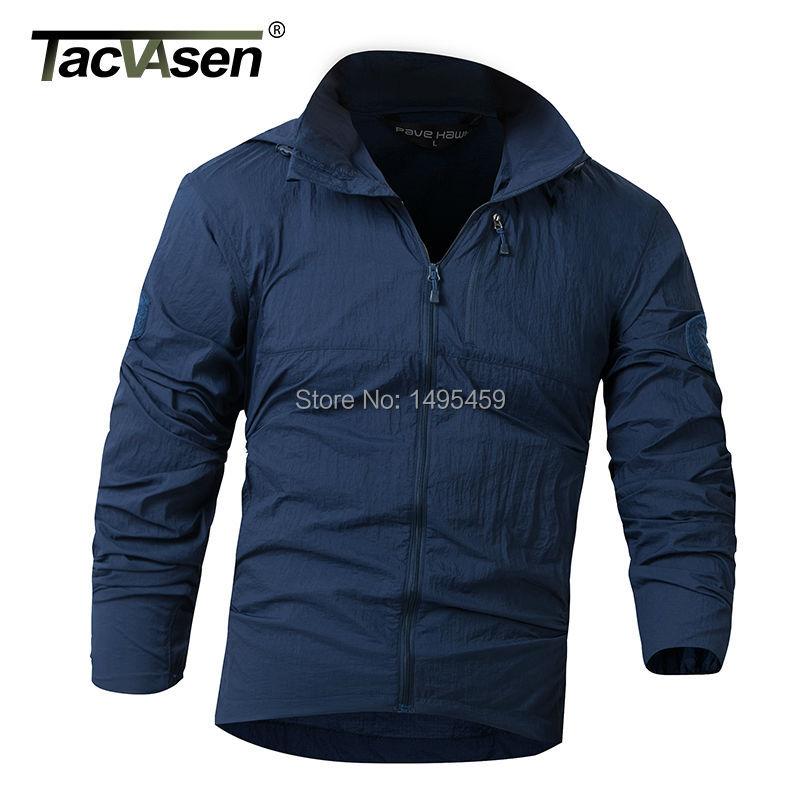 New Summer Style Mens Jackets Military Sport Tactical Waterproof Jacket Suntan-proof Skin Coat Lightweight Jacket YCXL-011-1(China (Mainland))