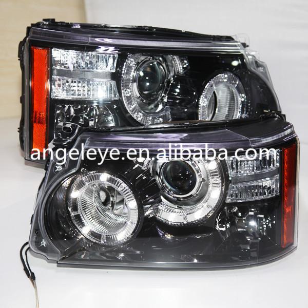 2010-2012 Year For Land Rover Range Rover Sport LED Headlight(China (Mainland))
