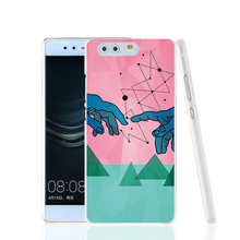 21732 michelangelo phone Cover Case huawei Ascend P7 P8 P9 lite plus Maimang 4 G8 G7 Y6 honor V8 - ShenZhen DHD Co.,Ltd store