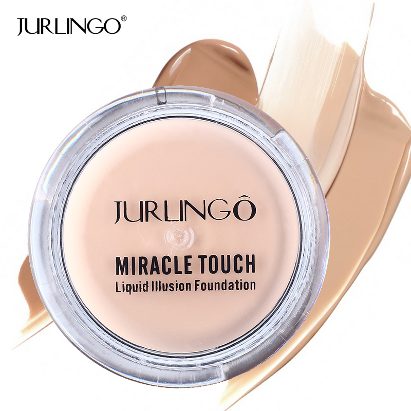 High Quality Base Liquid Foundation Cream Makeup 3 Color Face Camouflage Concealer Whitening Oil-control Maquiagem Cosmetics(China (Mainland))