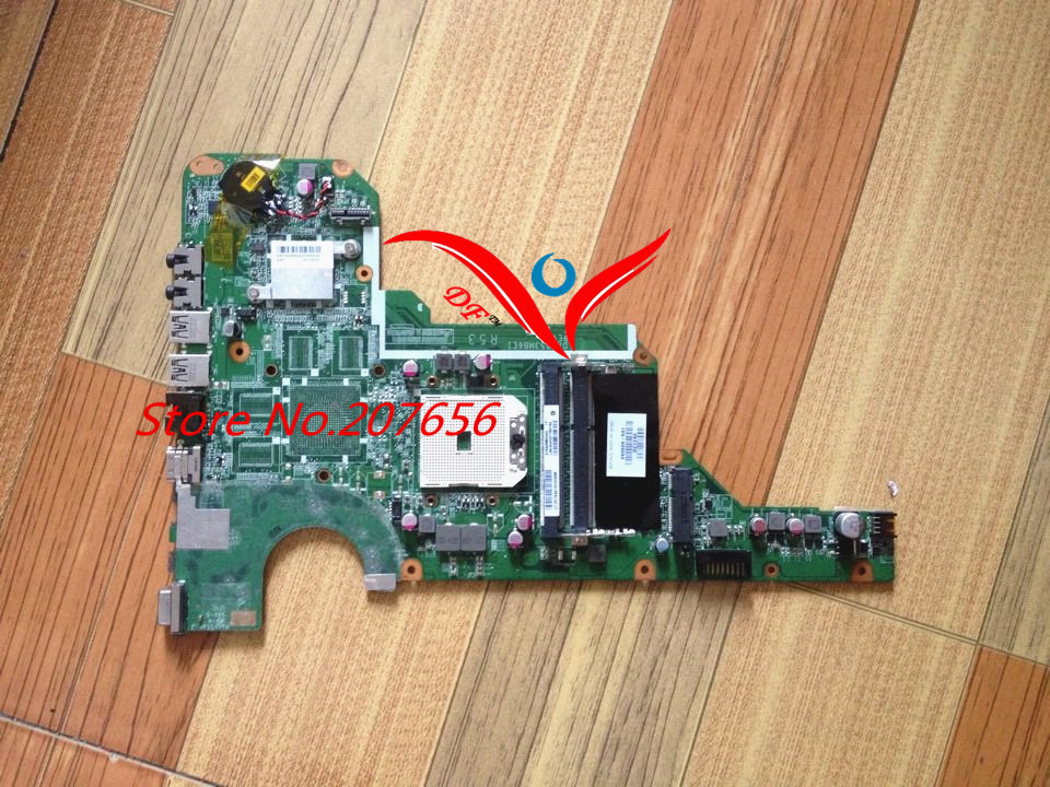 For HP Pavilion G4 G6 G7 683029-501 Motherboard ( 683029-001 ) DA0R53MB6E1 , Pass Tested Free shipping<br><br>Aliexpress