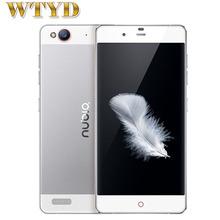 Original ZTE Nubia My Prague NX513J 5.2'' Android 5.0 Snapdragon 615 MSM8939 Octa Core 1.5GHz+1.0GHz RAM 2GB+ ROM 16GB  OTG GPS(China (Mainland))
