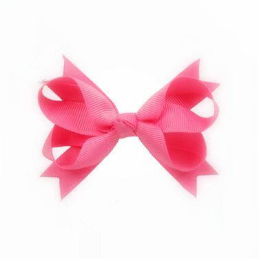 100pcs/lot New Arrival Factory Make Bulk kids Girls hair accessories HairBows Clips Light pink(China (Mainland))