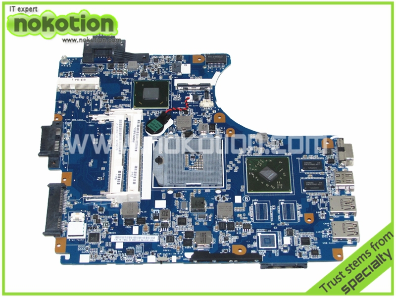 laptop motherboard for SONY VAIO VPCCA VPCCB A1818270A 1P-0113200-8011 MBX-240 HM65 ATI HD7470M DDR3(China (Mainland))