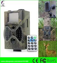 Mejor venta 1080 P 12MP 940NM Impermeabilizan la Cámara Infrarroja de La Caza HC-300 (sin MMS) Envío Gratuito(China (Mainland))